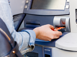 How to Spot an ATM Skimming Device