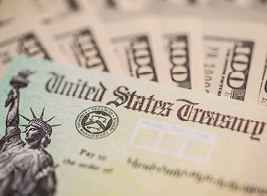 Stimulus Check Fraud Prevention